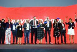 12.05.2019., Zagreb - Konvencija SDP-a u Hypo centru.  Photo: Borna Filic/PIXSELL